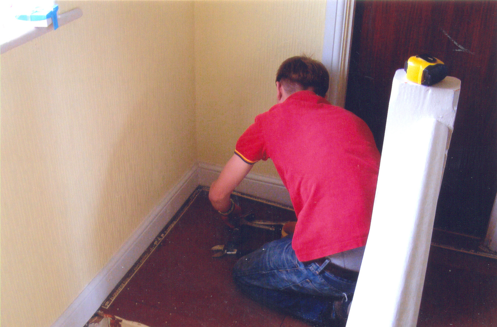 MOBILE CARPET FITTERS IN FOLKESTONE